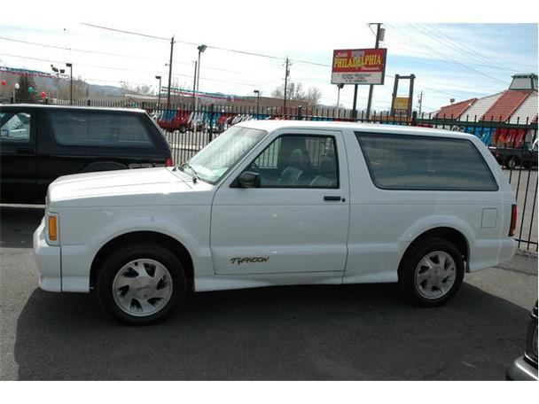 1993 gmc typhoon for sale in reno nevada classified. Black Bedroom Furniture Sets. Home Design Ideas