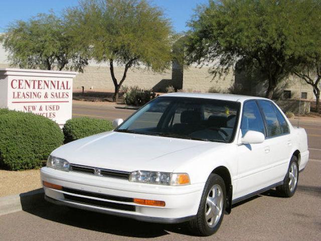 1993 Honda Accord 10th Anniversary Edition For Sale In