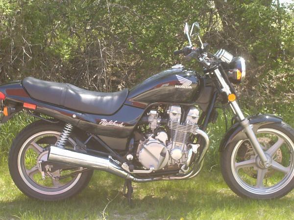 1993 Honda CB750 Nighthawk for Sale in Mukwonago, Wisconsin