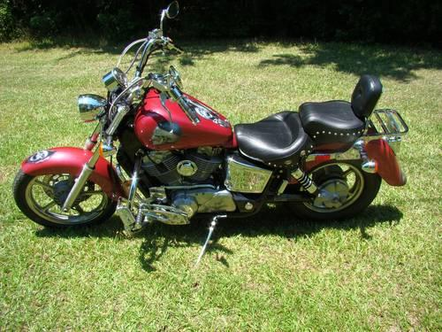 Honda Motorcycles And Parts For Sale In Winterville North Carolina