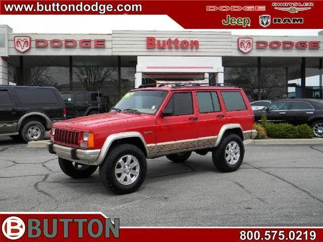 1993 jeep cherokee country for sale in kokomo indiana classified. Black Bedroom Furniture Sets. Home Design Ideas