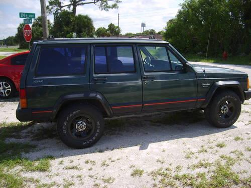 1993 Jeep Cherokee for sale or trade make an offer