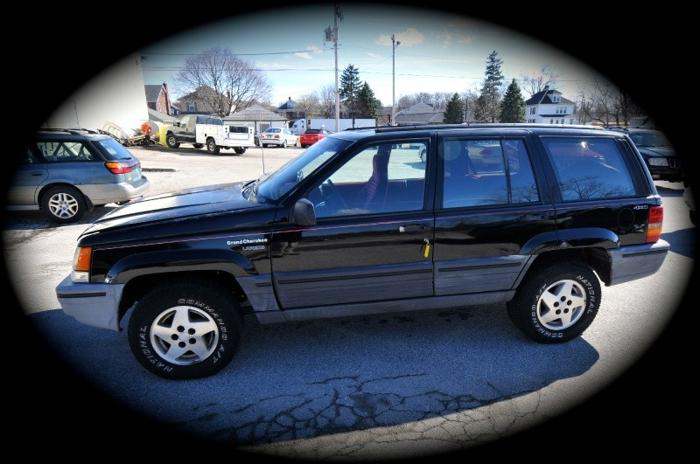 1993 jeep grand cherokee 4dr laredo 4wd for sale in baresville pennsylvania classified. Black Bedroom Furniture Sets. Home Design Ideas