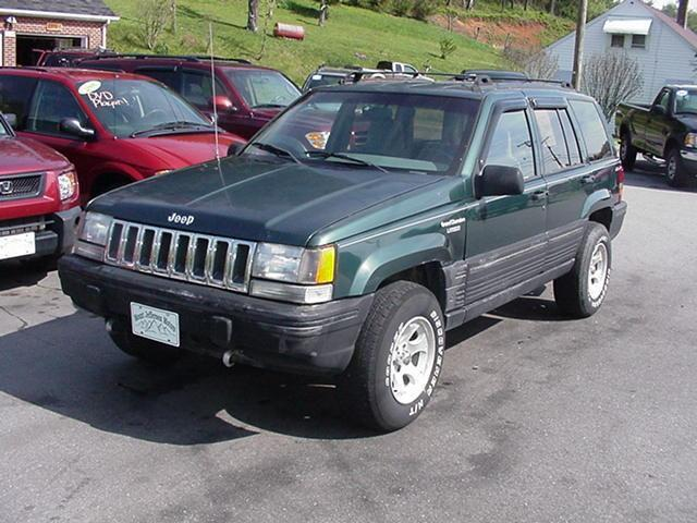 1993 jeep grand cherokee laredo for sale in jefferson north carolina classified. Black Bedroom Furniture Sets. Home Design Ideas