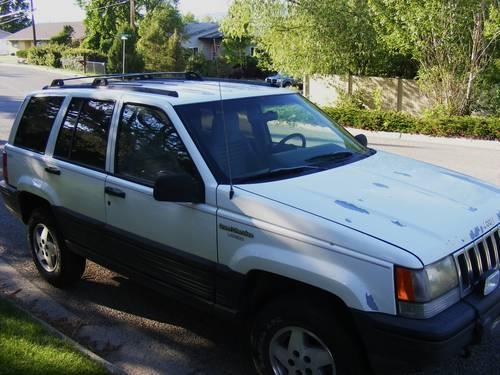 1993 jeep grand cherokee laredo for sale in helena montana classified. Black Bedroom Furniture Sets. Home Design Ideas
