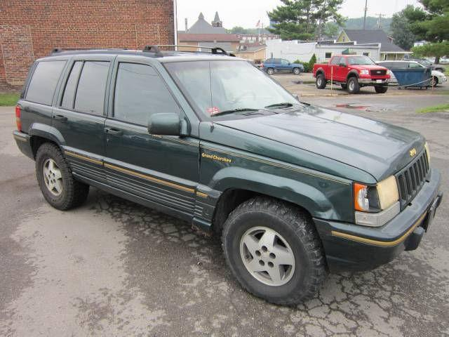 1993 jeep grand cherokee laredo for sale in byesville ohio classified. Black Bedroom Furniture Sets. Home Design Ideas