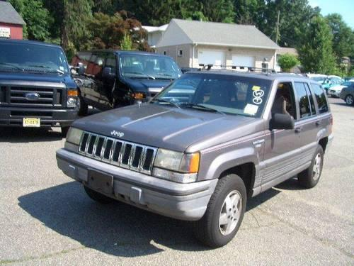 1993 jeep grand cherokee sport utility laredo for sale in bogota new jersey classified. Black Bedroom Furniture Sets. Home Design Ideas