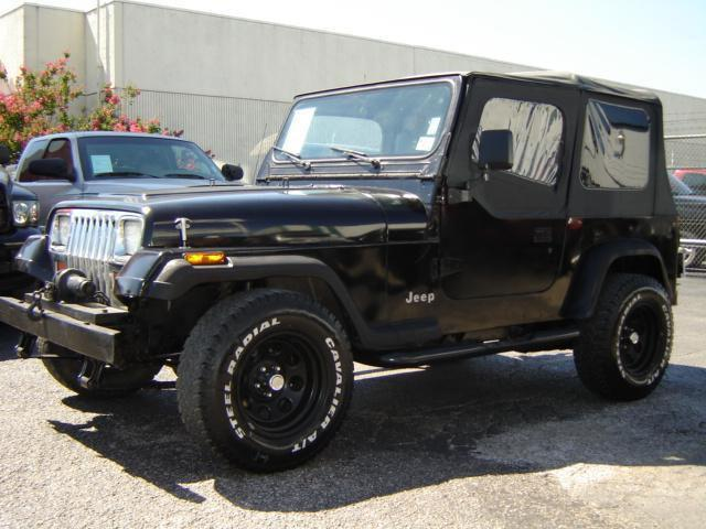 1993 jeep wrangler s for sale in arlington texas classified. Black Bedroom Furniture Sets. Home Design Ideas