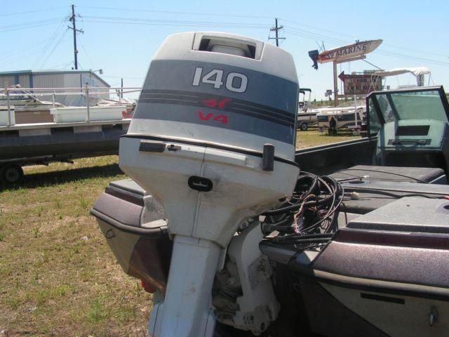 1993 Johnson 140hp (V4)