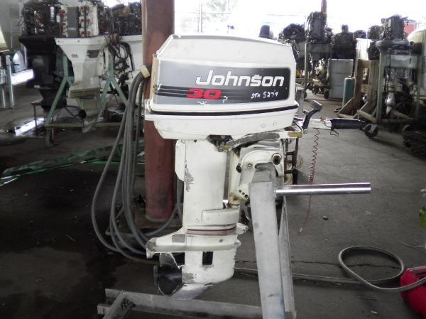 1993 johnson 30hp johnson for sale in barataria louisiana for Outboard motors for sale in louisiana