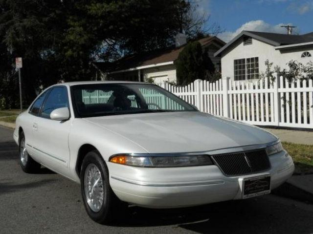 1993 lincoln mark viii for sale in van nuys california classified. Black Bedroom Furniture Sets. Home Design Ideas