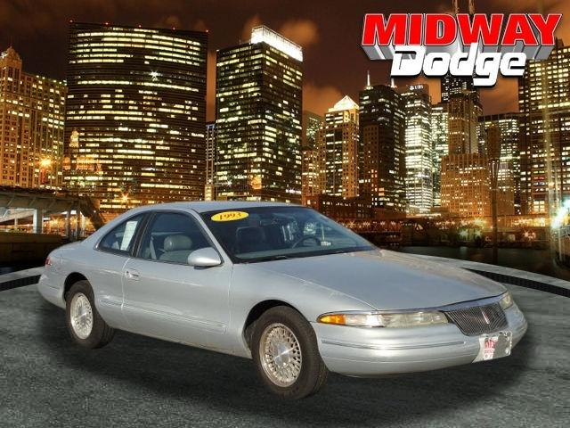 1993 lincoln mark viii for sale in chicago illinois classified. Black Bedroom Furniture Sets. Home Design Ideas