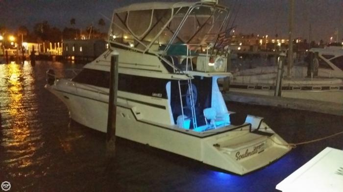 1993 Luhrs 3400 Motor Yacht For Sale In Palm Harbor