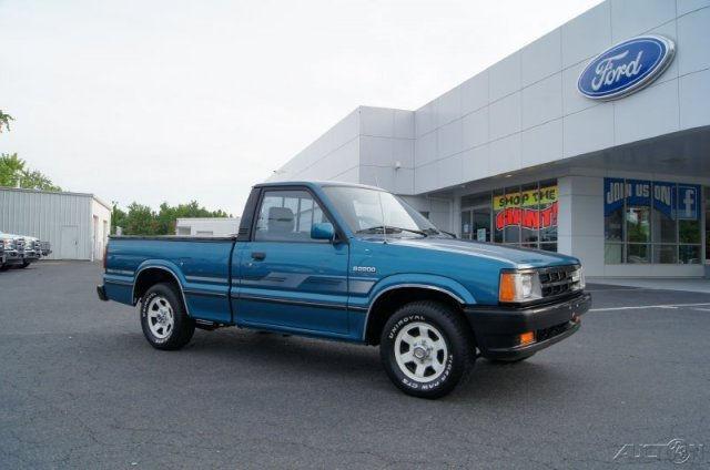 American Auto Sales Nc: 1993 Mazda B2200 For Sale In Salisbury, North Carolina