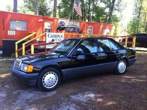 1993 Mecerdes Benz 190 E ** CASH SPECIAL **