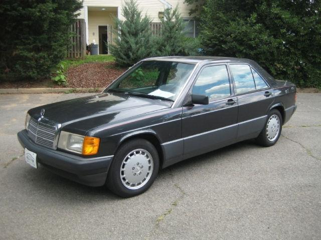 Carfax Com Dealer Login >> 1993 Mercedes-Benz 190 E 2.6 for Sale in Falls Church, Virginia Classified | AmericanListed.com