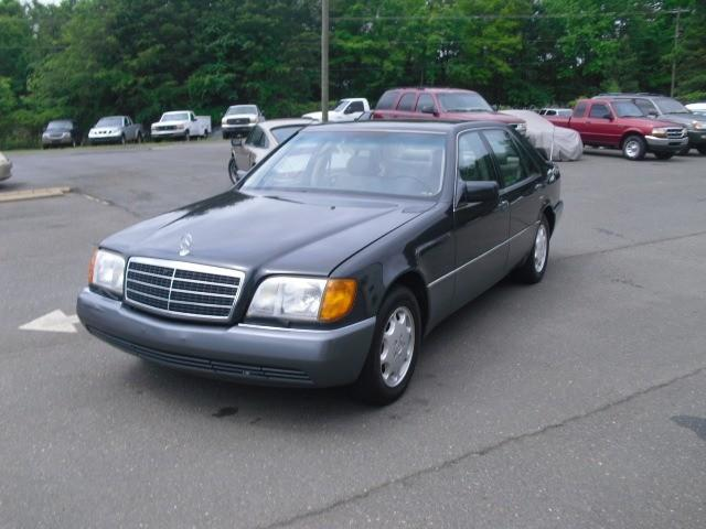 1993 mercedes benz 400 series 4dr sedan 400sel for sale in