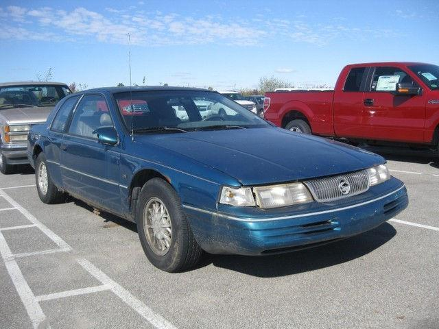 Andy Mohr Chevrolet >> 1993 Mercury Cougar XR7 for Sale in Plainfield, Indiana Classified | AmericanListed.com