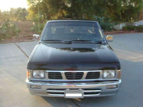 1993 Nissan Hardbody Pickup Truck For Sale In El Cajon