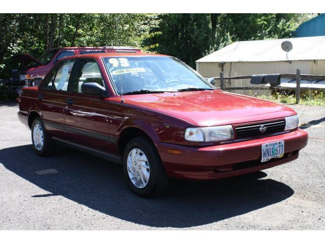 1993 Nissan Sentra Xe 1993 Nissan Sentra XE for Sale in Portland, Oregon Classified ...