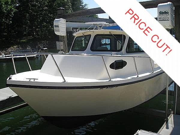 Parker new and used boats for sale in north carolina for Used fishing boats for sale in eastern nc