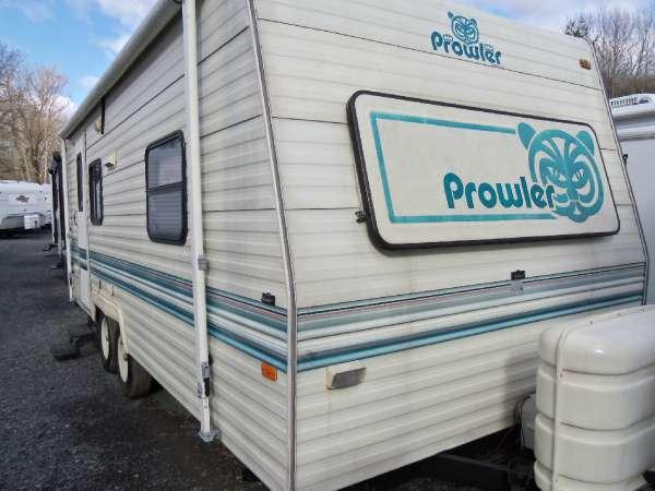 1993 prowler by fleetwood 22 u for sale in almedia