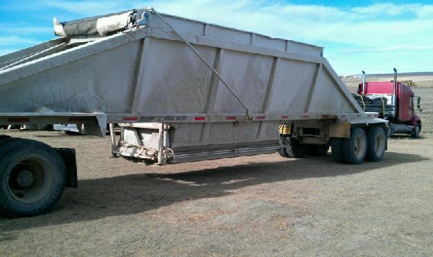 1993 red river belly dump in colorado city  az for sale in