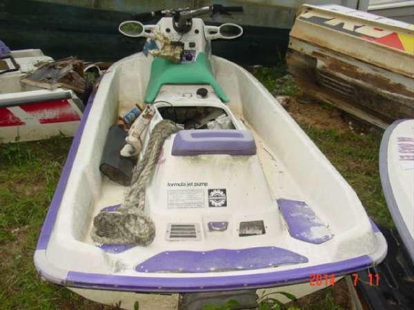 1993 Sea-Doo GTX Rotax 557cc