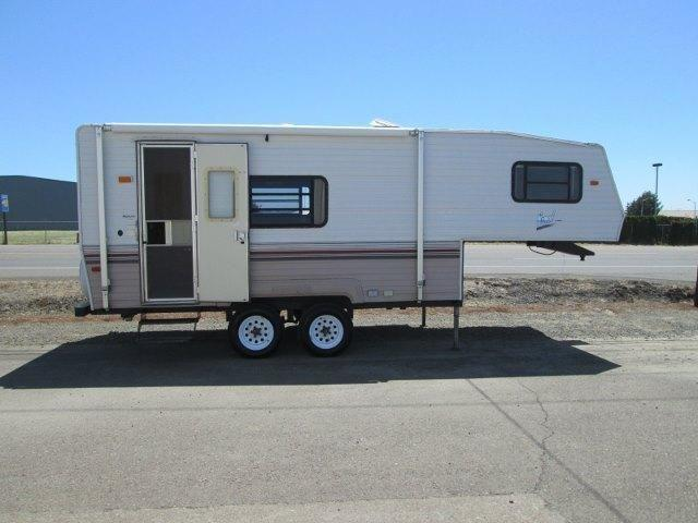 1993 Skyline Nomad 22ft Fifth Wheel For Sale In