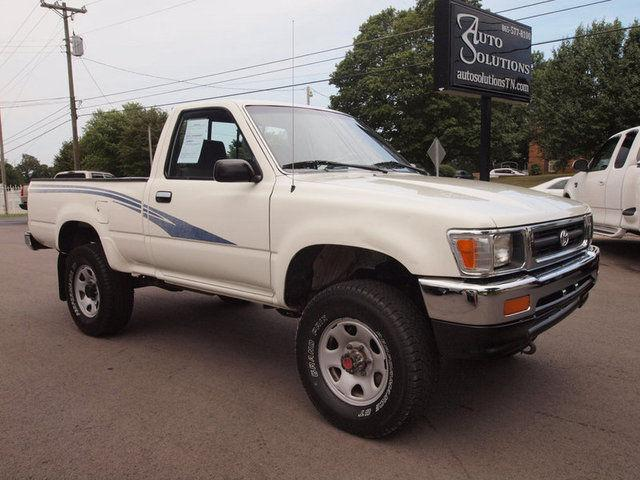 1993 toyota pickup for sale in maryville tennessee classified. Black Bedroom Furniture Sets. Home Design Ideas
