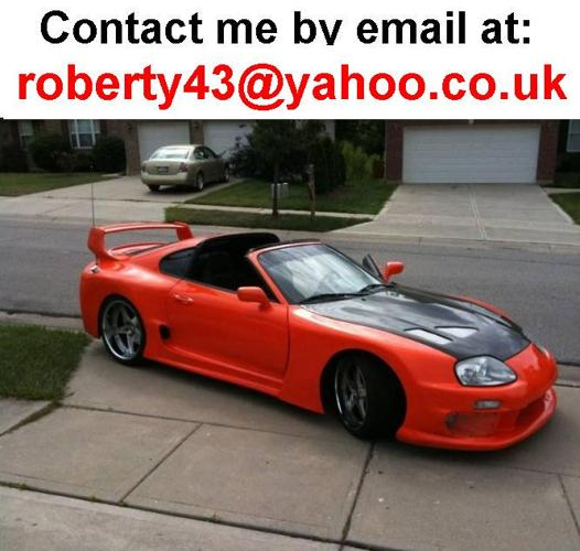 Toyota Supra For Sale In California Classifieds Buy And Sell In