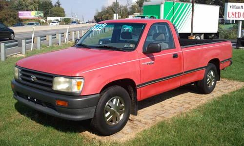 1993 Toyota T100 Truck for Sale in Bermudian, Pennsylvania ...