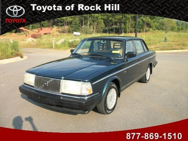 1993 Volvo 240 1993 Volvo 240 Model Car For Sale In Rock