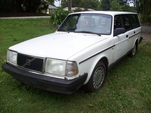 1993 volvo 240 wagon 113916 miles for sale in spartanburg south carolina classified. Black Bedroom Furniture Sets. Home Design Ideas