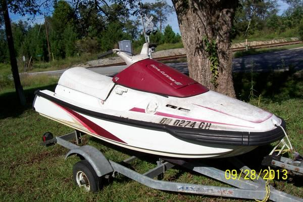 1993 yamaha wave runner jet ski for sale in lake park for Yamaha wave runner parts