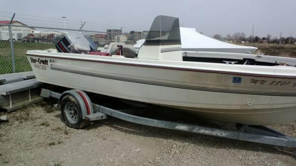 1993 yarcraft 1890 crs for sale in kragnes minnesota classified