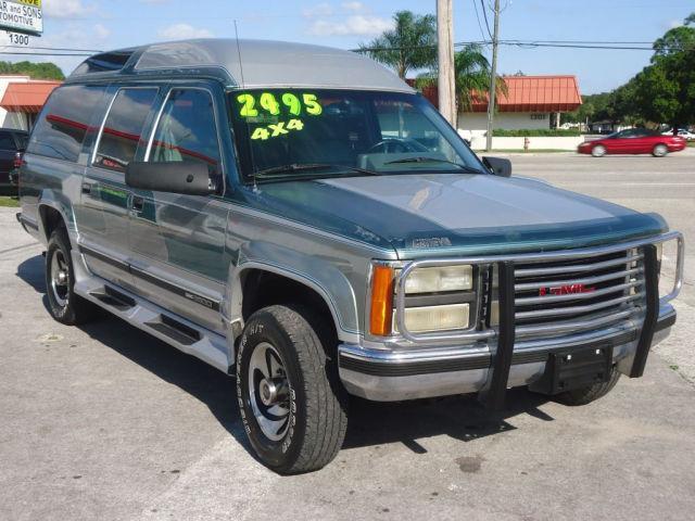 1993 Chevrolet Suburban for Sale in Largo, Florida Classified