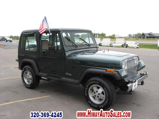 1993 jeep wrangler for sale in pease minnesota classified. Black Bedroom Furniture Sets. Home Design Ideas