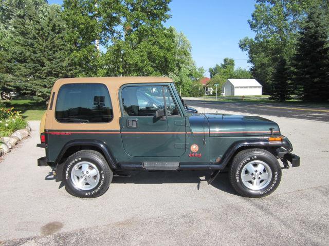 1993 jeep wrangler sahara for sale in waldo wisconsin classified. Black Bedroom Furniture Sets. Home Design Ideas
