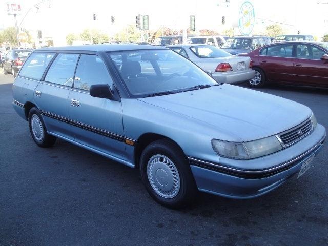 1993 subaru legacy l for sale in san leandro california for Bay city motors san leandro