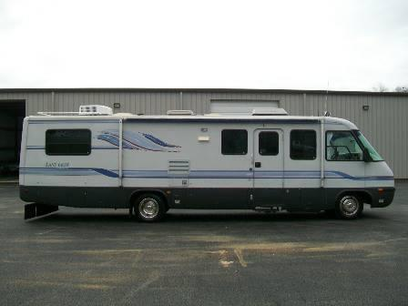1994 airstream land yacht 33 39 motor home for sale in for T t motors somerset kentucky