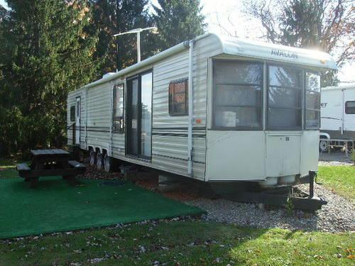 1994 Avalon 40 39 Park Model 2 Bedrooms For Sale In River Corners Ohio Classified