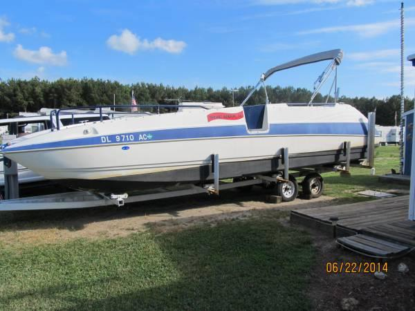 1994 Bayliner Rendezvous with Trailer - for Sale in ...