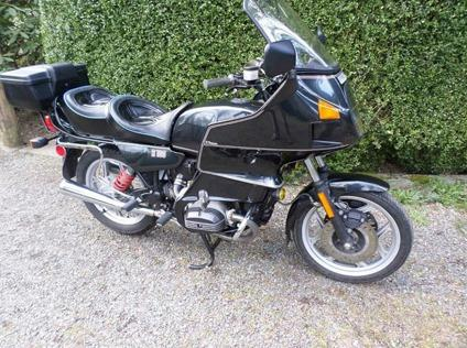 1994 BMW R100RT Near Showroom ✓