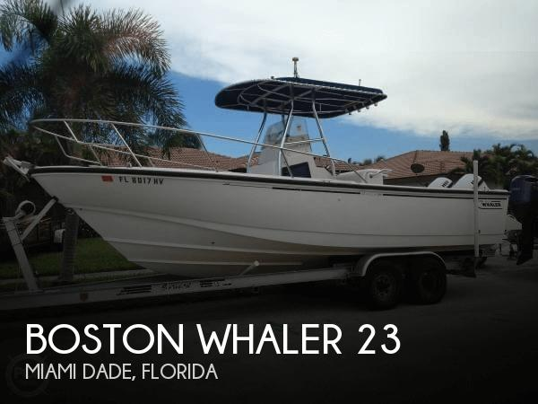 1994 Boston Whaler 23