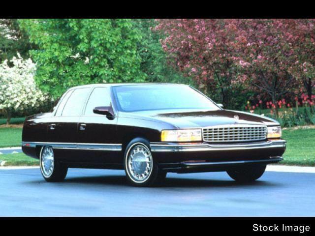 1994 Cadillac DeVille for Sale in Fletcher, North Carolina ...