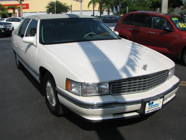 1994 cadillac deville for sale in hollywood florida classified. Black Bedroom Furniture Sets. Home Design Ideas
