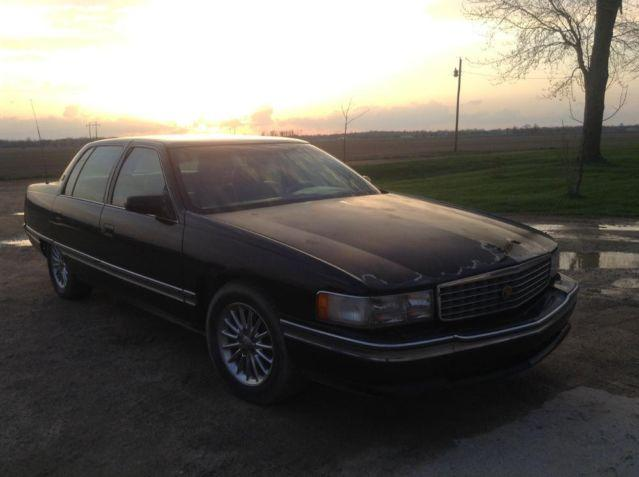 Cadillac Deville Cheap Reliable Transportation Americanlisted