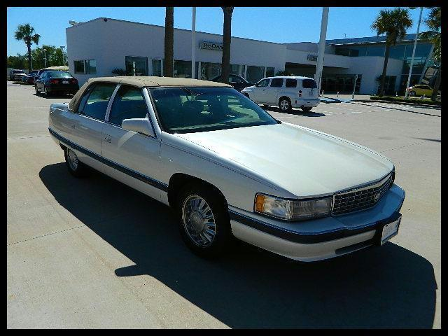 1994 cadillac deville concours for sale in houston texas classified. Black Bedroom Furniture Sets. Home Design Ideas
