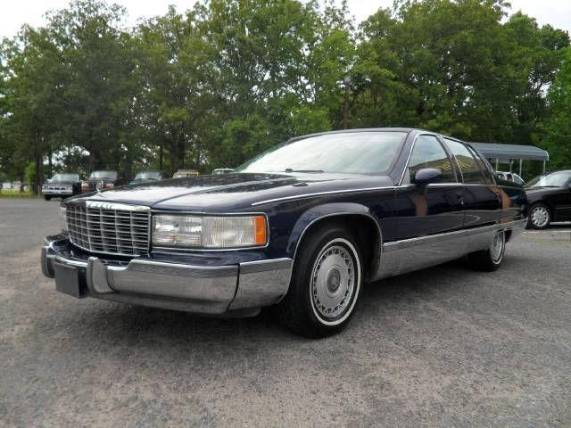 1994 cadillac fleetwood for sale in indian trail north carolina. Cars Review. Best American Auto & Cars Review